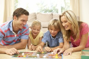 Kids Benefit from Playing Games